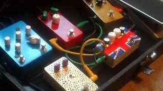 Korg SDD-3000 preamp pedal clone