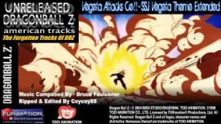 (Unreleased) Vegeta Attacks Cell - SSJ Vegeta Theme Extended