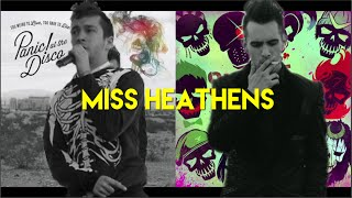 Miss Heathens (UNOFFICIAL VIDEO)– Panic! at the Disco/Twenty One Pilots Mashup