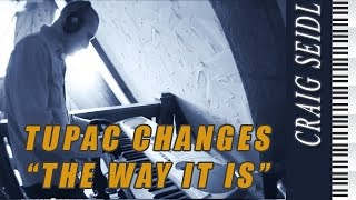 Tupac Changes with Bruce Hornsby Solo The way it is Craig Seidl Live Piano shows online