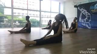 Crazy in Love - Fifty Shades of Green - Coreografia de Pilates - Espaço Mega Dança