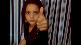 Menina de 5 anos dançando Ginza * J. Balvin