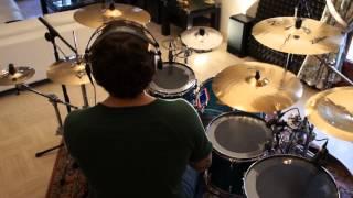 Feeling Good (Muse) - Drum cover by Xavbarker