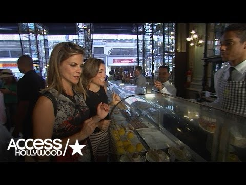 Natalie Morales & Kit Hoover's Brazilian Coffee Adventure   Access Hollywood