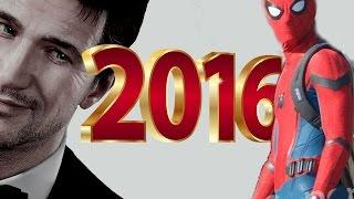 2016'nın EN POPÜLER OYUN VE FİLMLERİ (Multiplayer TV Programı)