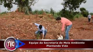Secretaria de Meio Ambiente lança projeto Ser Natureza.