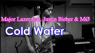 Major Lazer feat. Justin Bieber & MØ - Cold Water - Tenor Saxophone Cover