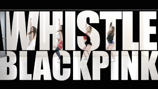 Whistle (휘파람) - Blackpink (블랙핑크) | DANCE COVER  @ IMI DANCE