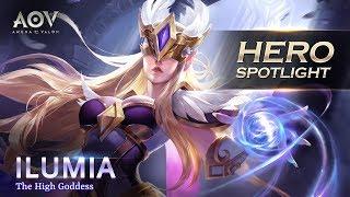 Garena AOV - Hero Spotlight: Ilumia