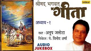 Shreemad Bhagwat Geeta Vol.1 | श्रीमद भगवद गीता अध्याय १ | Anup Jalota | Bhagwat Geeta In Hindi width=