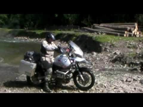 Part 3/4 – Ukraine – The Carpathian mountains – Motorbike Travel