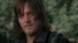 Daryl Dixon Music Tribute  - Arsonist's Lullabye Hozier