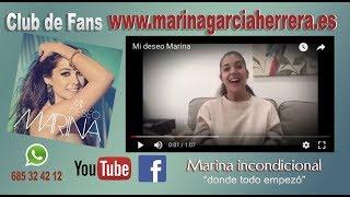 Mi deseo Marina