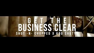 Mista Cain - Get The Business Clear (Official Music Video)
