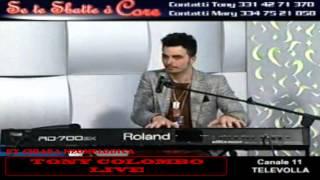 "Tony Colombo - ""Voglio fà pace cu tte"" Cenerentola e Napule"" Live"