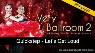 QUICKSTEP | Brand New Rockers - Let's Get Loud (Dj Ice  Remix) (50 BPM)