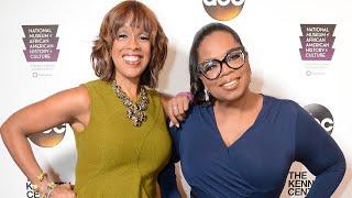 Oprah Winfrey and Gayle King Get Glam for Girls Trip to Paris
