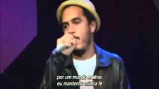 Marcelo D2 & Claudya - Desabafo / Deixa Eu Dizer (Ao Vivo no Rio)