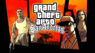 Whitey  Shafer- All My Exes Live in Texas GTA San Andreas