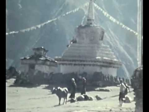 HISTORY of EVEREST 1983 from Jiri to basecamp part two
