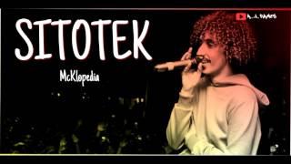SITOTEK - Mcklopedia - Letra