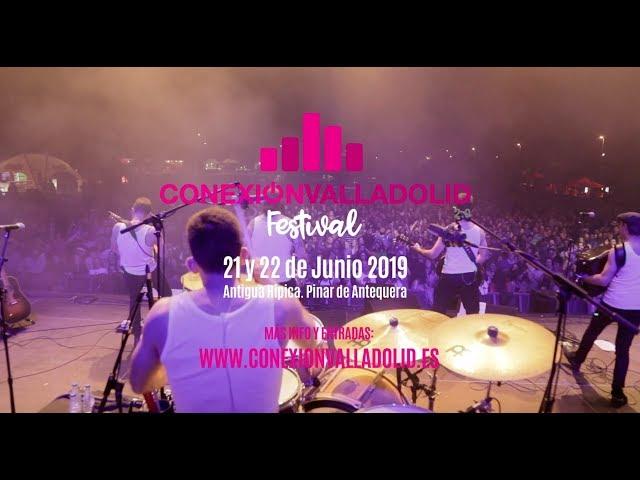 Spot Oficial CONEXIÓN VALLADOLID FESTIVAL