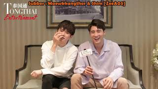 [Eng Sub] Mean & Plan Interview Thongthai Magazine #2wish [15112018]