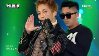 161115 EXO - CBX Hey Mama!