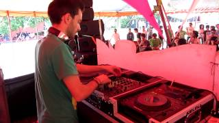"DJ Blizzhard at ""Two Years Of Karma"", Portugal 2012 (3)"