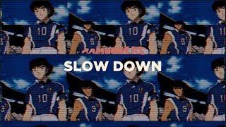 Pamungkas - Slow Down (Lyrics Video)