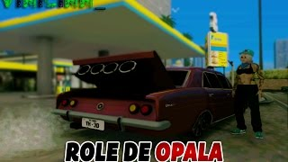 ◤Chevrolet Opalão By Th 3D (DUBI PC)◥ 🎼Lill Cash Part. Defronte e Jhef - Garage9 🎼 - GTA SA