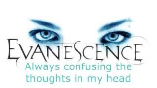 Evanescence- Going Under with lyrics