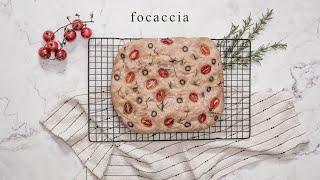 Como Fazer Pão - Receita de Focaccia | Receitas Luanda Gazoni