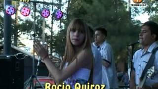 Rocio Quiroz Quien la Juna Teodelina Domingo 12/1/2014