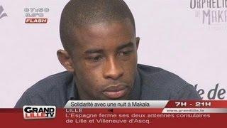LOSC : Rio Mavuba se mobilise pour les Orphelins de Malaka !