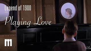 [Piano Tutorial] Legend of 1900 - Playing Love