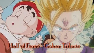 "DBZ AMV | ""Hall of Fame"" by The Script 