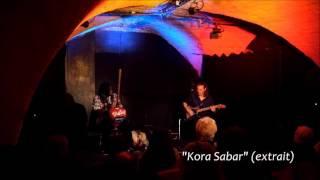 "Prince Diabaté & Jeff Kellner - ""Kora Sabar"" (extrait) - Live 2016"