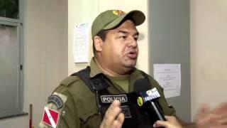 Polícia prende traficante com 24 papelotes de pedra oxi
