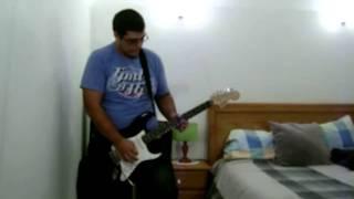 Ai Se Ele Cai Guitar Cover Xutos & Pontapés
