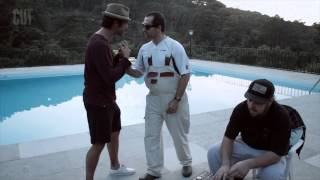 ESTE SENHOR ,SAM THE KID & ADOLFO - RAP BATTLE