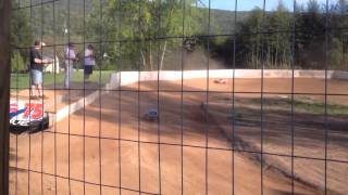 Hpi Baja EDM Dellville Speedway