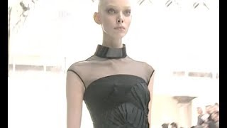 ALBERTA FERRETTI  Fall Winter 2007 2008 Milan - Fashion Channel
