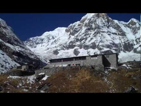 Annapurna Base Camp (Annapurna Sanctuary)