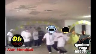 Robot Rock - Daft Punk feat Alan Mendoza DJ (Cumbia Remix)