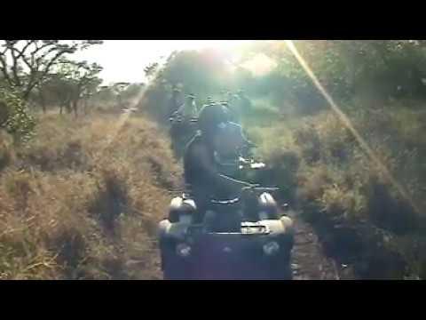 Quad drive Bayala Lodge South-Africa