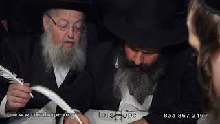 A Continuation to Klal Yisroel's Unity Moment: Sefer Torah for Prison