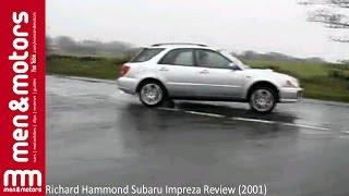 Richard Hammond Subaru Impreza Review (2001) width=
