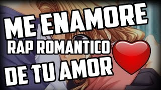 Me enamore de tu amor - Rap - ft skyoded (lyrics) -2015  ❤