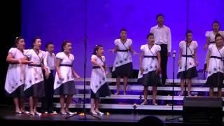 Vocalista Angels Choir Ratu Sejagad WCG Cincinnati OHIO 2012